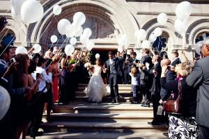 Wedding Day Thoughts: Keeping the Environment in Mind