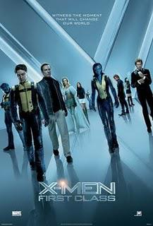 X-Men: First Class (Matthew Vaughn, 2011)
