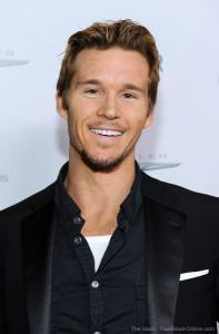Ryan Kwanten is keeping busy with several film projects
