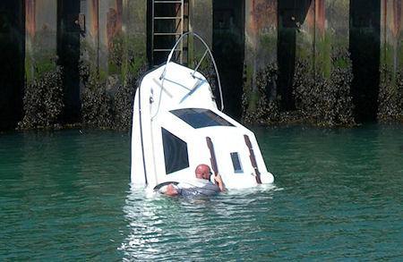 Titanic II Sinks On Maiden Voyage