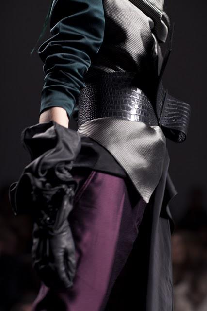 Playing Favourites from Fall 2011 Paris Collections