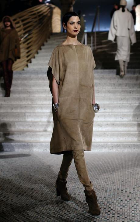 Honorable Mention from the Autumn/Winter '11 Runway