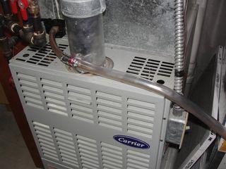 Bad AC Condensate Drain