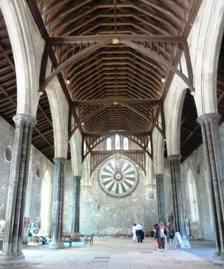 things to do in winchester_great hall_king arthurs round table