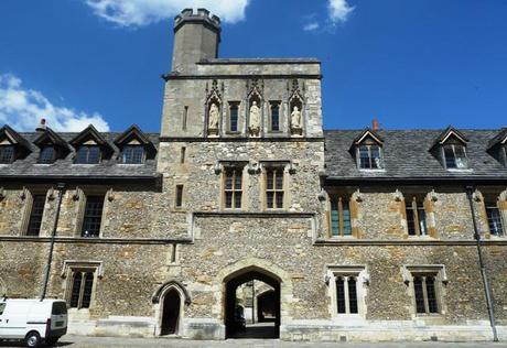 things to do in winchester_winchester college