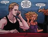 Eric & Sookie Tainted Love Comic Book Scans
