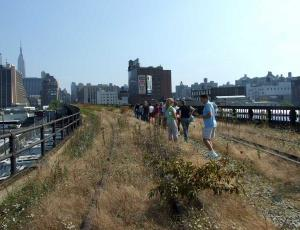 High Line Disused
