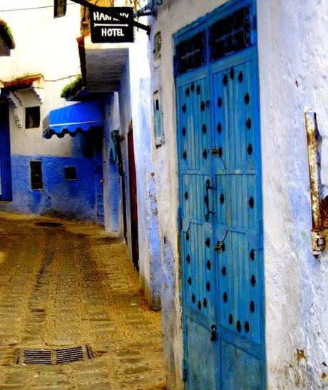 International Inspiration- Morocco