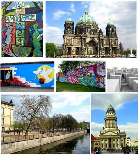 International Inspiration- Berlin