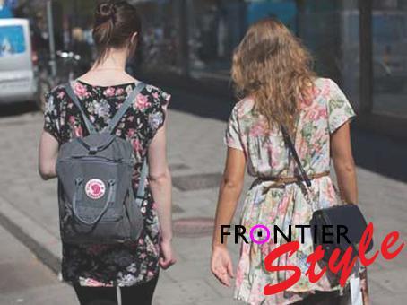 Frontier Style: Kanken Backpacks