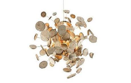 driftwood chandelier by bleu nature