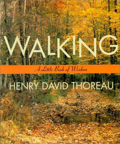 Book Cover of Walking