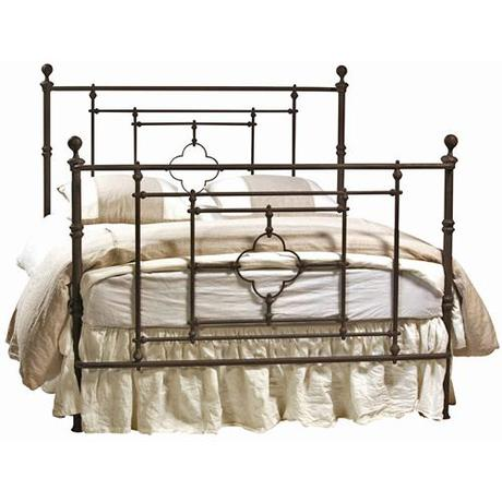 Morroccan Style Metal Bed Frame