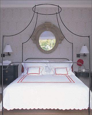 Metal Garden Canopy Bed Frame