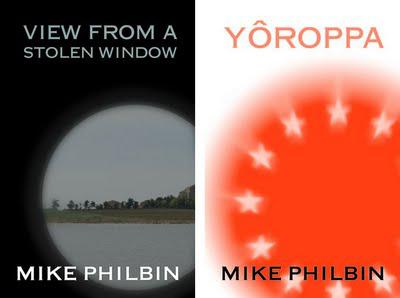 Chimericana Books - Yoroppa and View from a Stolen Window - available now in trade paperback