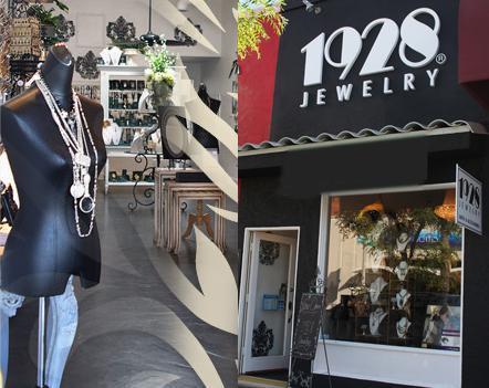 1928 jewelry retail shop