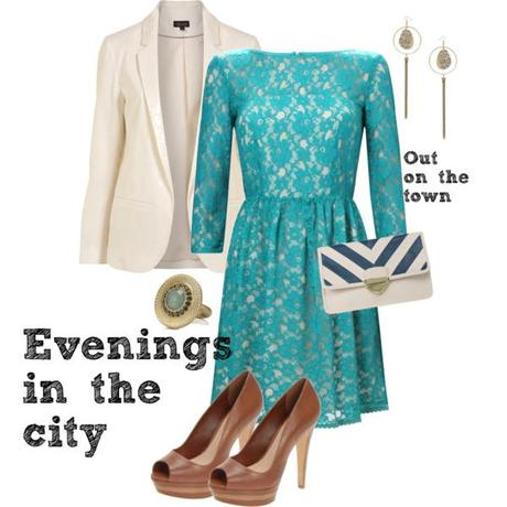 City honeymoon style