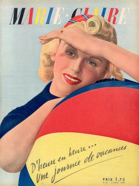 Vintage Magazine -  Marie claire Collection