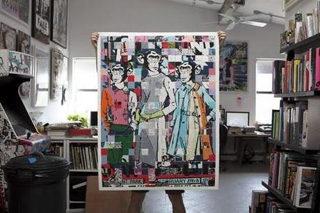 Faile — Fashion Chimps Print