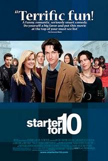 Don't You Forget About: Starter for Ten