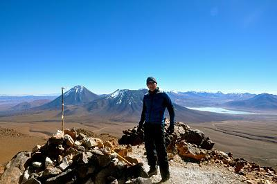 Climbing Volcanoes In The Atacama Desert