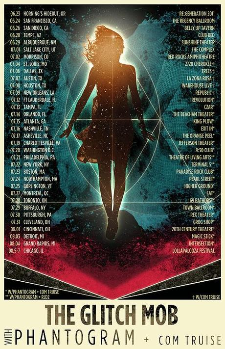 The Glitch Mob embark on an epic Summer Tour!