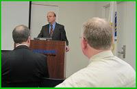 On the Job Training (OJT) Meeting with Congressman McGovern - March 22nd 2011