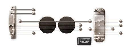 Les Paul Celebrated With Google Doodle Of Playable Guitar
