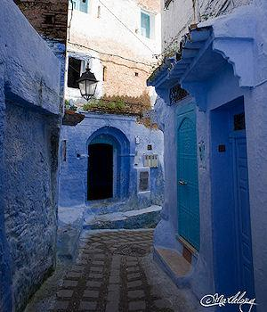 Chefchaoen - The Blue City Of Morocco