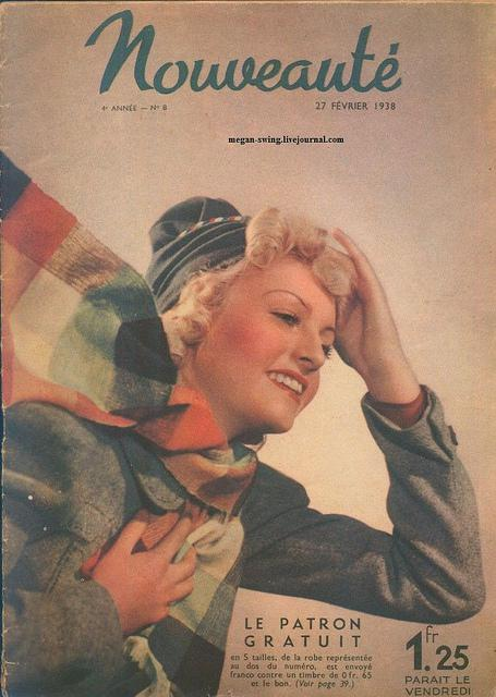 Vintage Collection Magazine & publicity