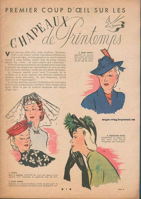 Vintage Collection Magazine & publicity