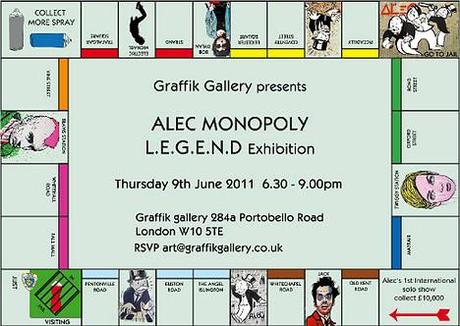 Alec Monopoly — Graffik Gallery