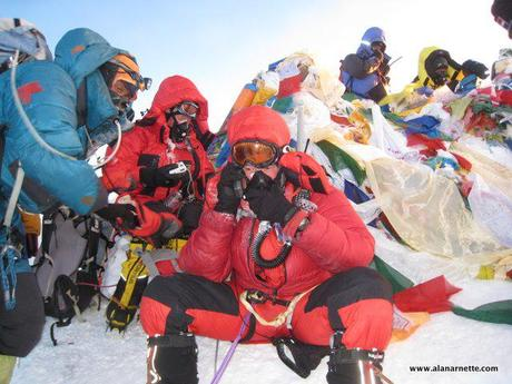 Himalaya 2011: Alan Arnette Shares His Everest Experience