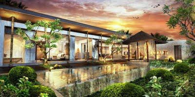 on the boards: residences Seminyak, Bali