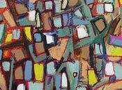 "Next Step ""Mosaic"" Abstract Painting"