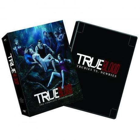 True Blood Season 3 DVD/Blu-ray Tops Sales Charts