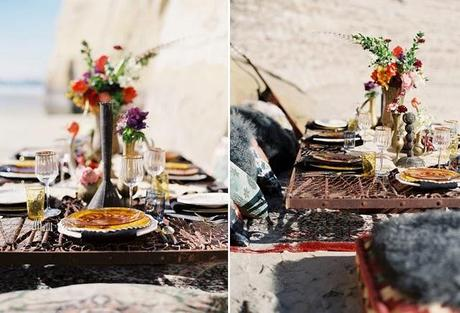 Bohemian Styled Wedding Shoot-Max and Molly