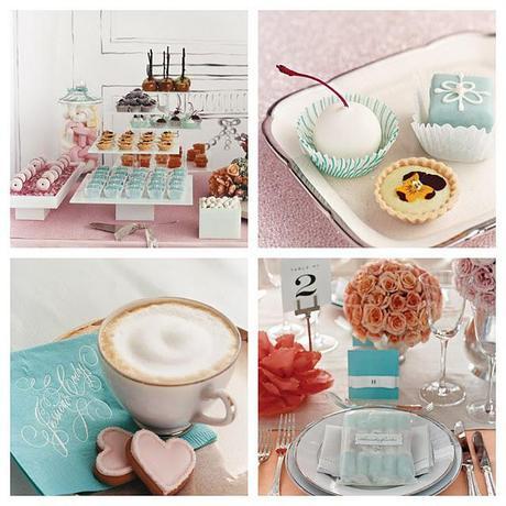 Color Inspiration- Aqua and Pink