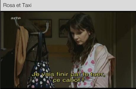 Rosa et Taxi - Film TV - 2008 -  Arte