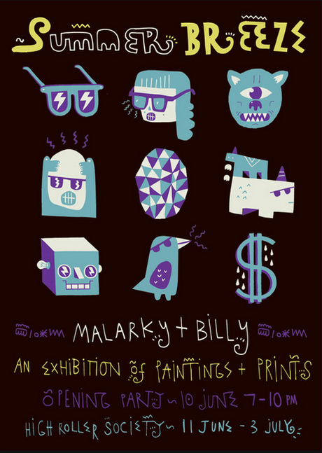 Malarky & Billy — Summer Breeze