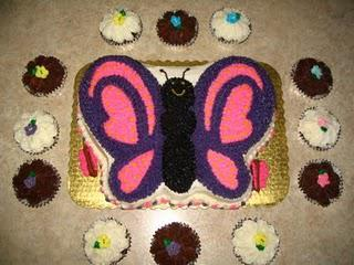 Perfect Parties Theme Seven: The Butterfly Party