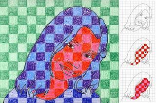 Chuck Close Portraits