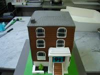 Build me a house....out of cake!