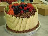 Scrumptious Wedding Cake!
