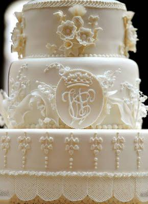 Royal Weddings and cake!