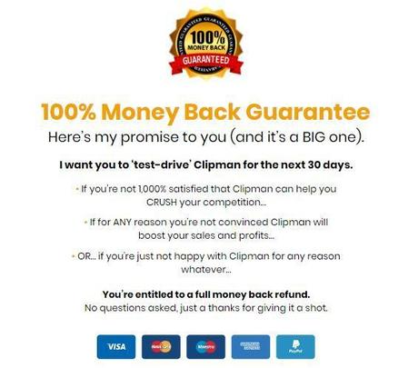 Clipman Review 2019 | Unlimited Benefits  | Discount Coupon (15% OFF)