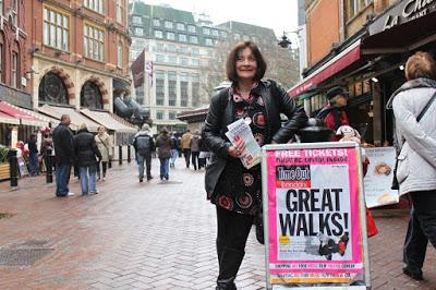 Join A London Walks Tour With Karen In February 2019