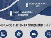 Enantra 2019 Anna University's ENtrepreneurship mANTRA