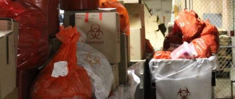 Treatment of Medical Waste