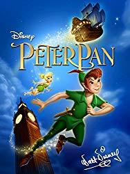 Image: Watch Peter Pan Signature Collection (With Bonus)   Bid your cares goodbye as Wendy and her brothers embark on fantastic adventures with the hero of their bedtime stories...Peter Pan!